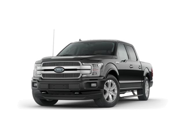 New 2019 Ford F-150 Platinum Truck SuperCrew Cab near Akron, Ohio